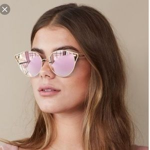 1b71c699f0d Sonix Ibiza 55mm Cat Eye Sunglasses 🍍 Nordstrom